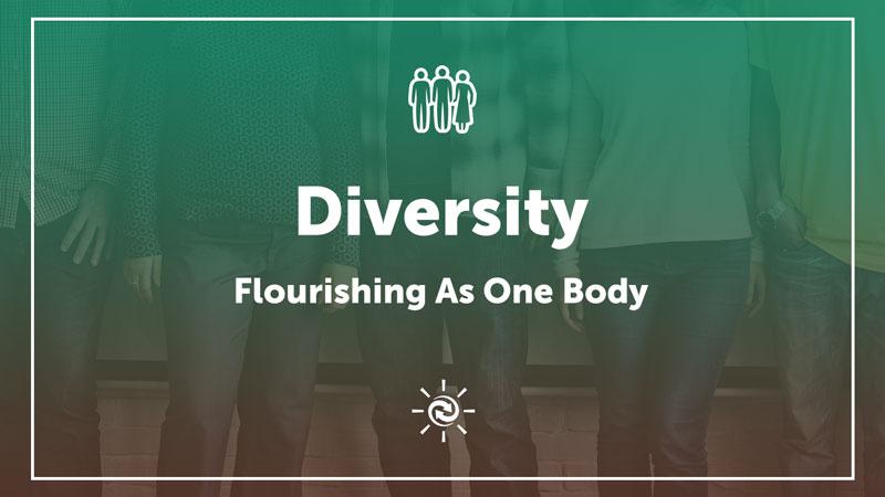Diversity: Flourishing as One Body