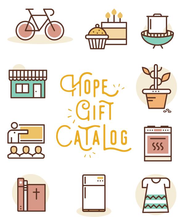 HOPE Gift Catalog
